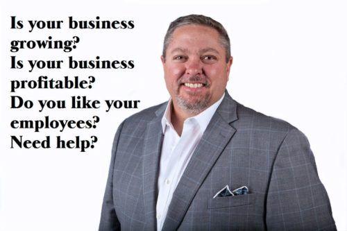Business Coach Chad Murray